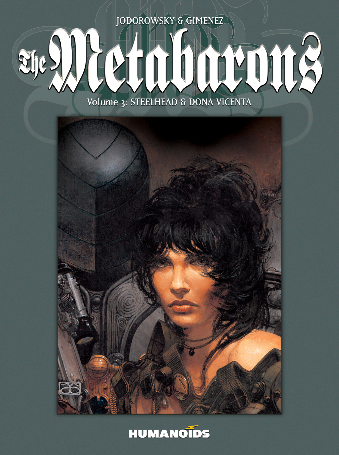 The Metabarons #3 : Steelhead & Dona Vicenta - Softcover Trade