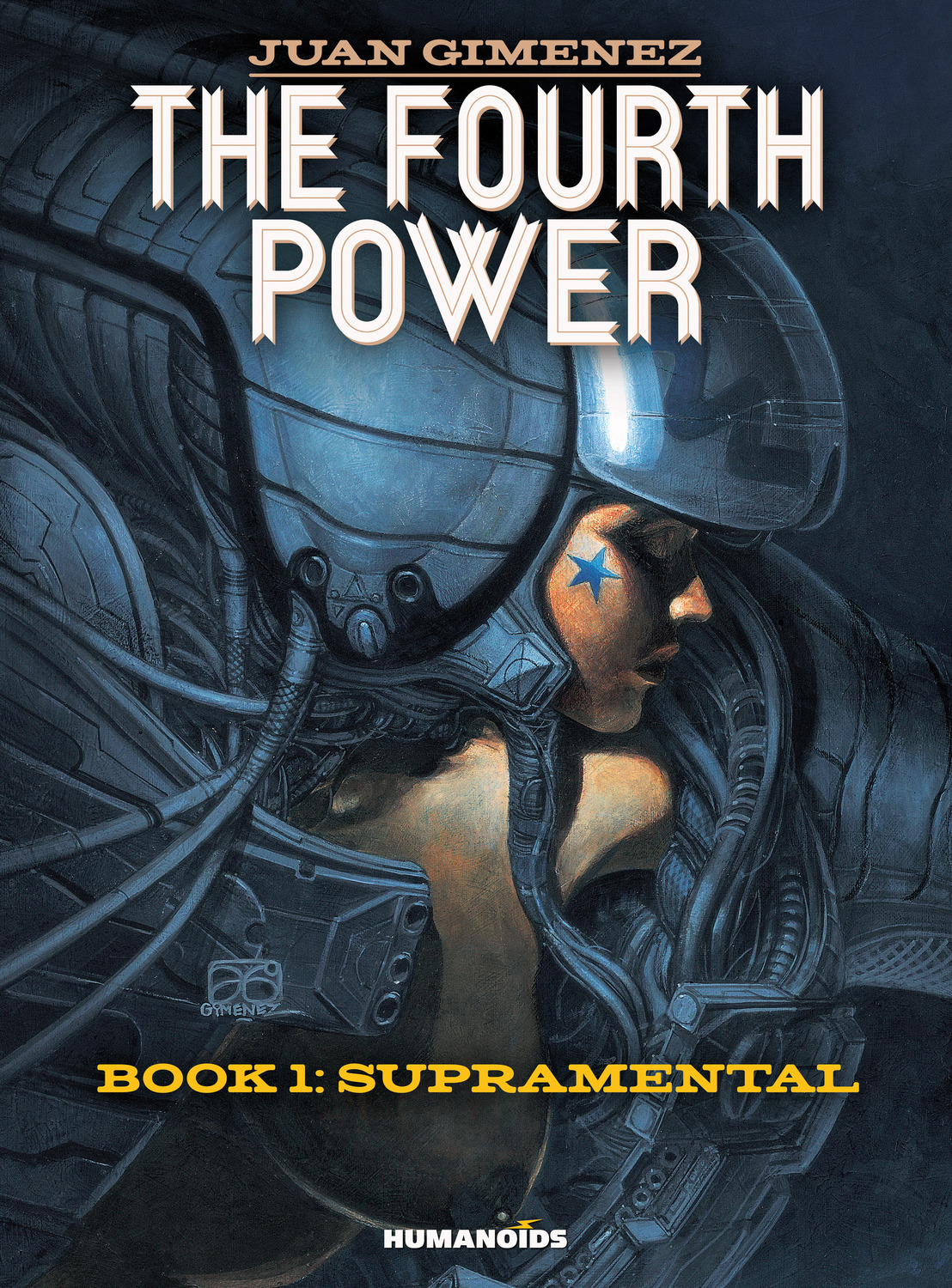 The Fourth Power #1 : Supramental - Digital Comic