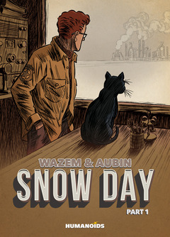Snow Day #1 - Digital Comic