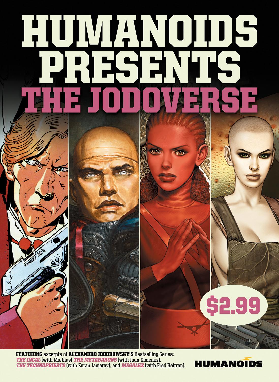 Humanoids Presents - The Jodoverse #1 - Digital Comic