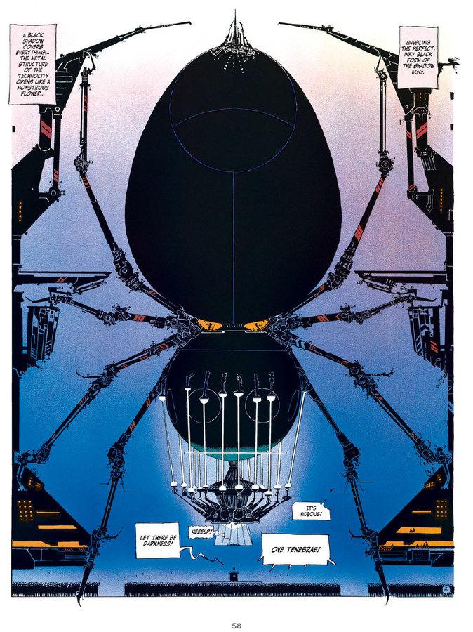 Excerpt 0 : Humanoids Presents - The Jodoverse #1 - Digital Comic
