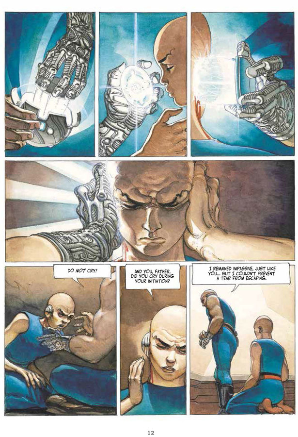 Excerpt 1 : Humanoids Presents - The Jodoverse #1 - Digital Comic