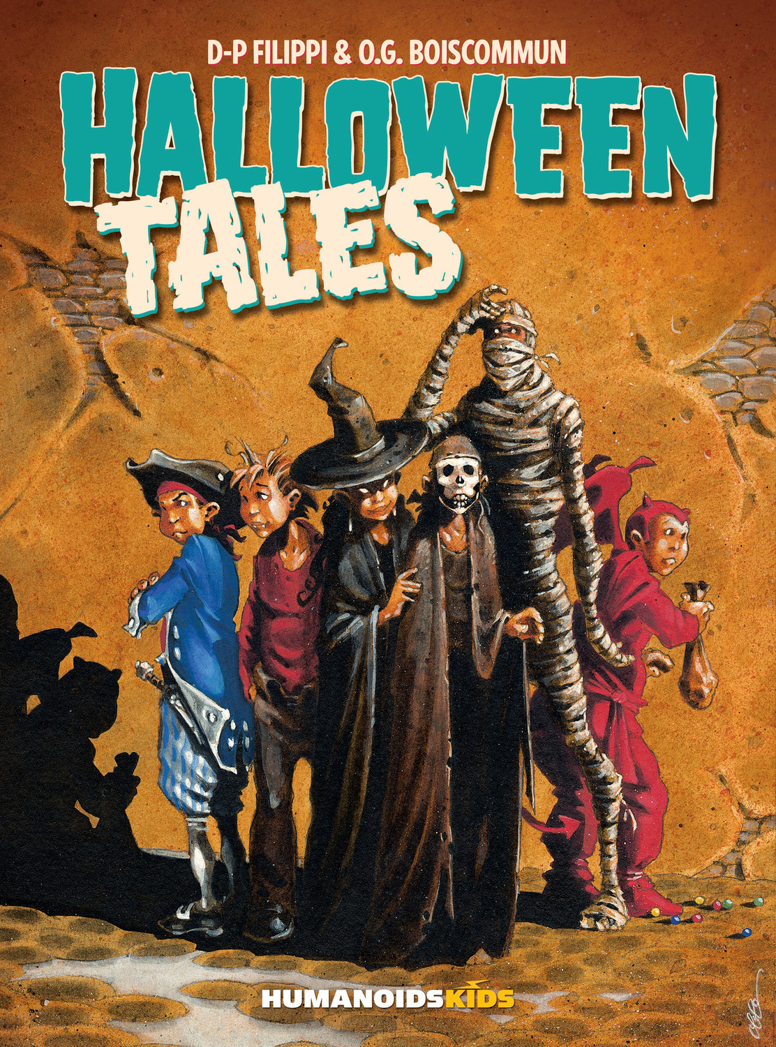 Halloween Tales - Hardcover Trade