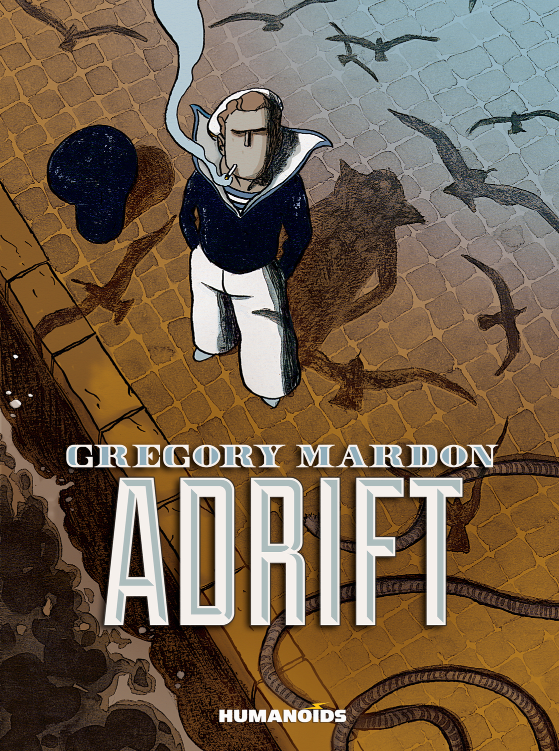 Adrift - Softcover Trade