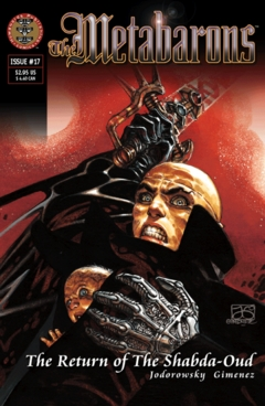 Weapons of the Metabaron #17 : The Return of the Shabda-Oud