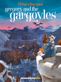 Gregory and the Gargoyles #2 - Hardcover Trade
