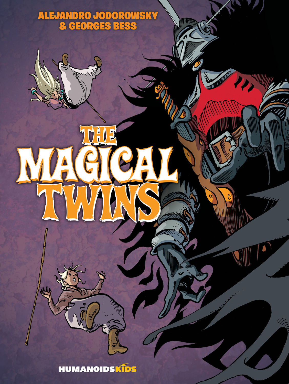 The Magical Twins - Oversized Deluxe