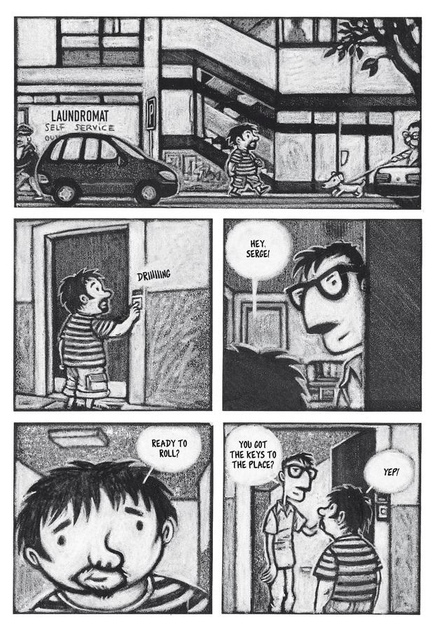 Excerpt 0 : The Retreat #1 - Digital Comic