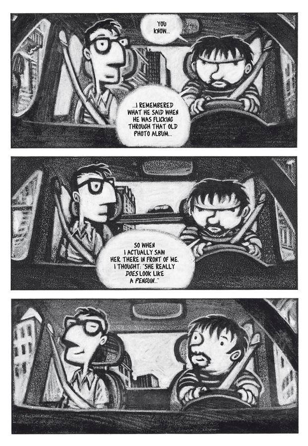 Excerpt 3 : The Retreat #1 - Digital Comic