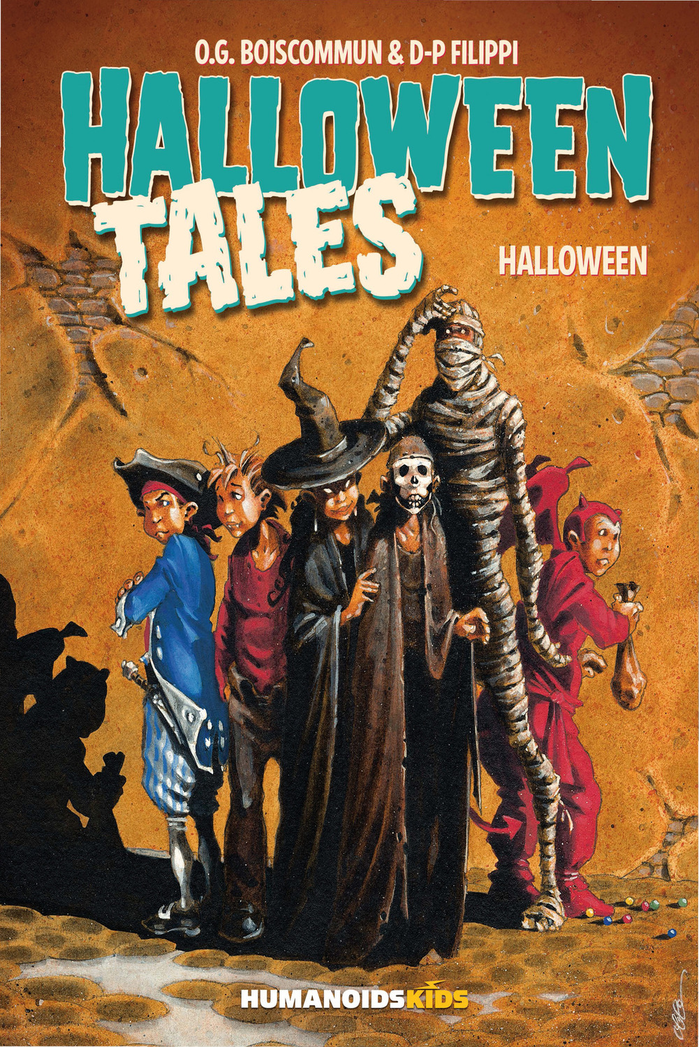 Halloween Tales #1 : Halloween - Digital Comic