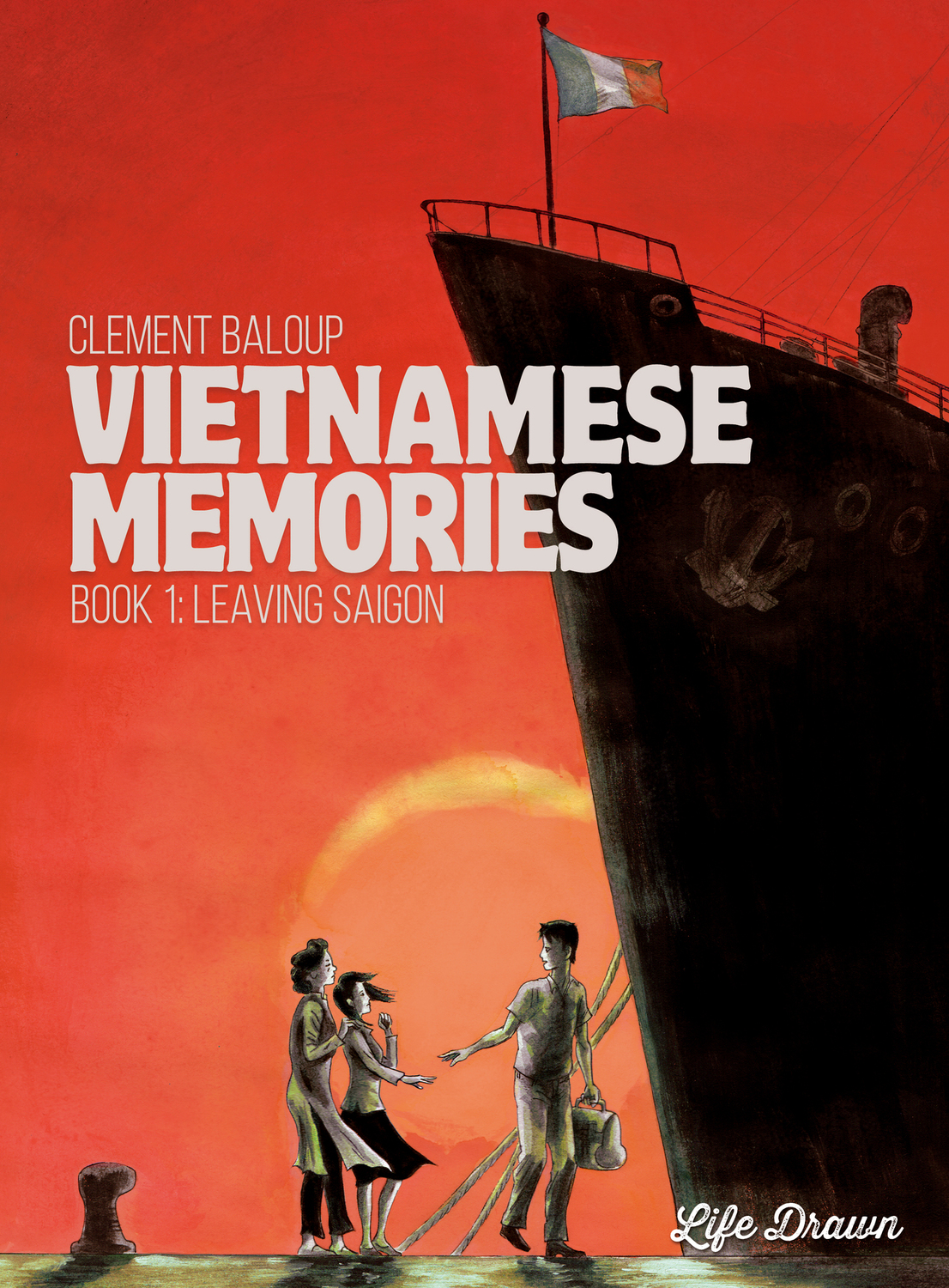 Vietnamese Memories #1 : Leaving Saigon - Softcover Trade
