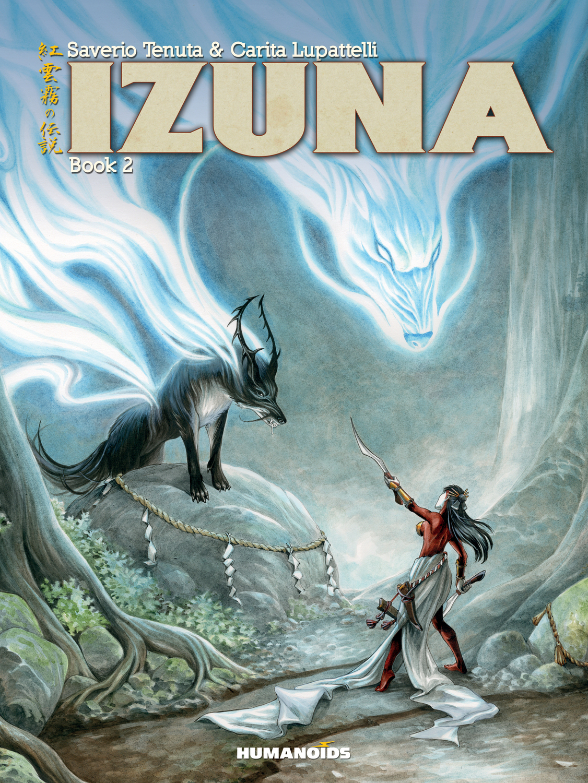 Izuna #2 - Oversized Deluxe