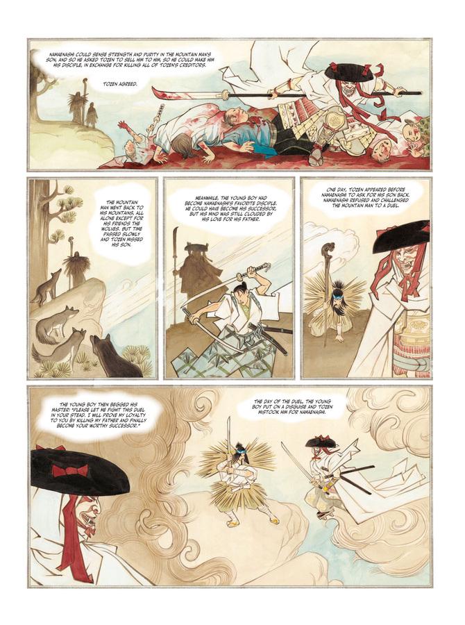 Excerpt 1 : Izuna #2 - Oversized Deluxe
