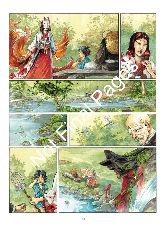Excerpt 3 : Izuna #2 - Oversized Deluxe