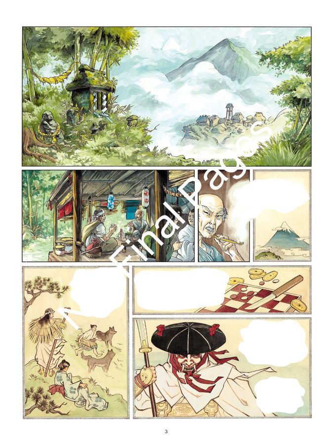 Excerpt 0 : Izuna #2 - Oversized Deluxe