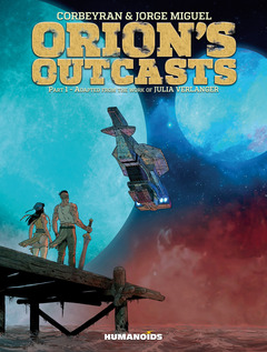 Orion's Outcasts #1 - Digital Comic