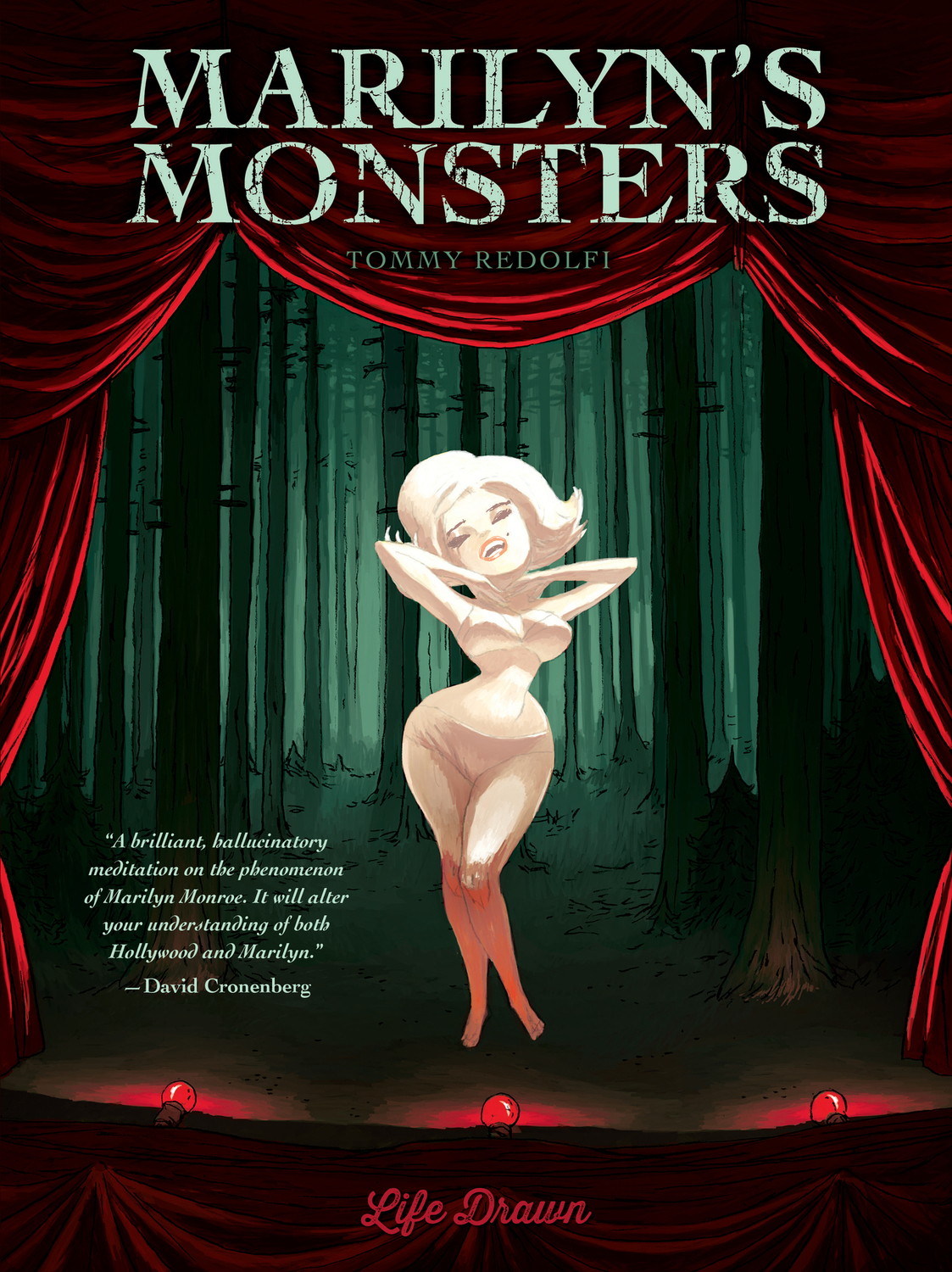 Marilyn's Monsters - Softcover Trade