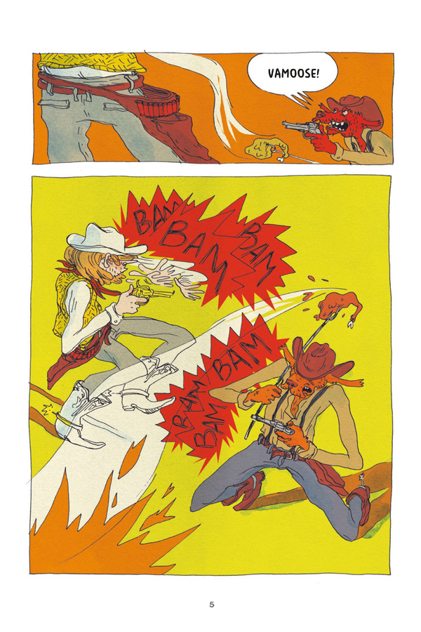 Excerpt 2 : Victor & Clint - Softcover Trade