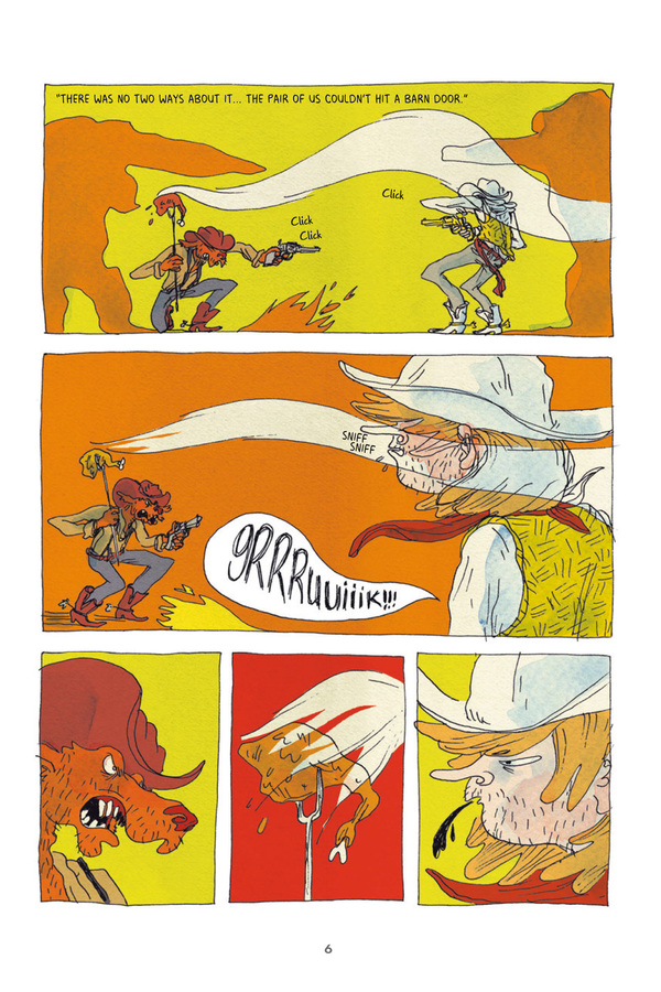 Excerpt 3 : Victor & Clint - Softcover Trade