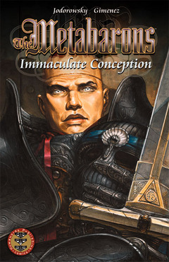 The Metabarons  #4 : Immaculate Conception - Softcover Trade