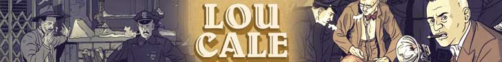 Lou Cale Banner