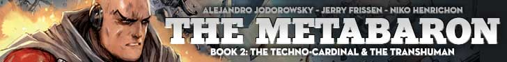 Metabaron Book 2 Banner